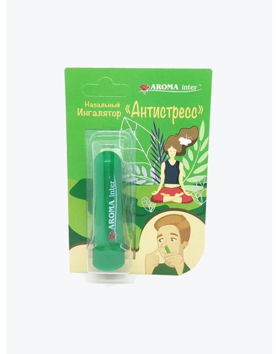Інгалятор-олівець Антистрес Aroma Inter