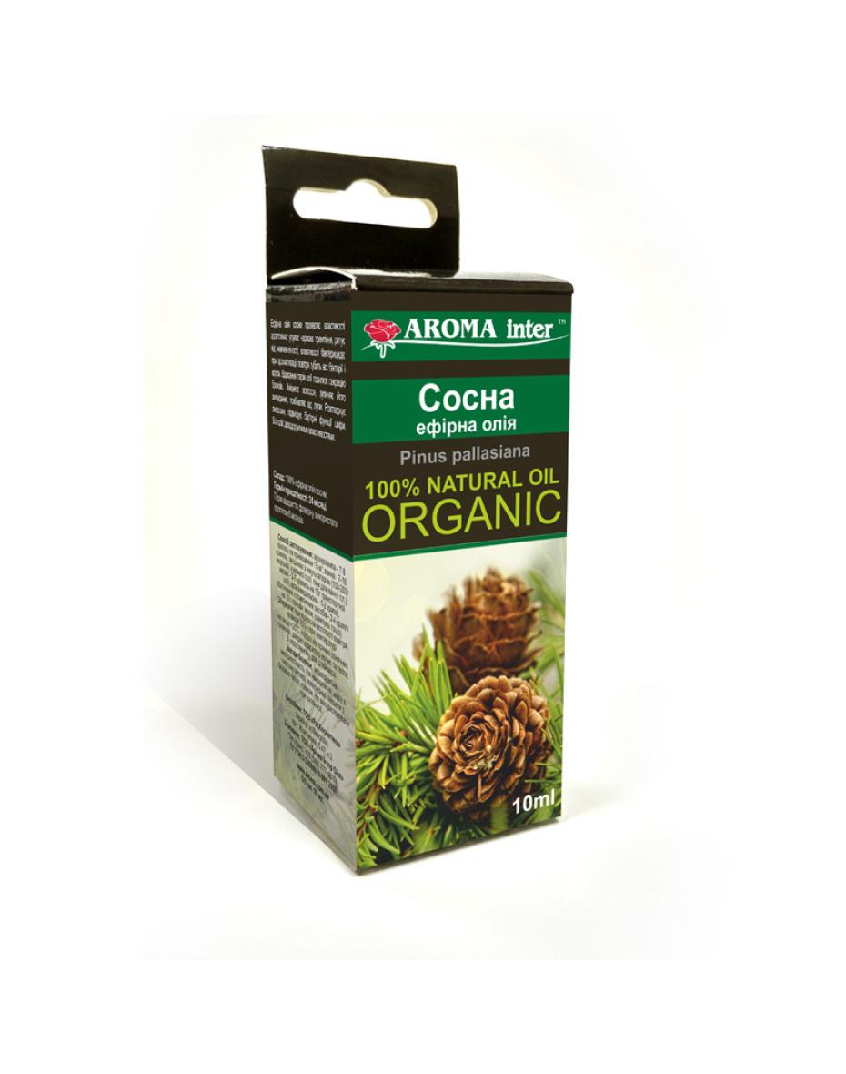 Ефірна олія Сосна 10 мл Aroma Inter