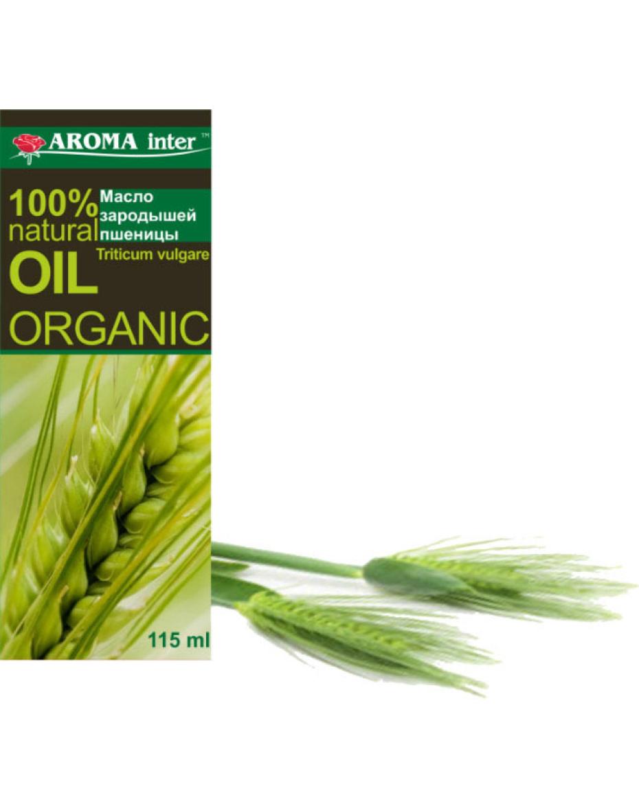 Олія зародків пшениці 20 мл Aroma Inter