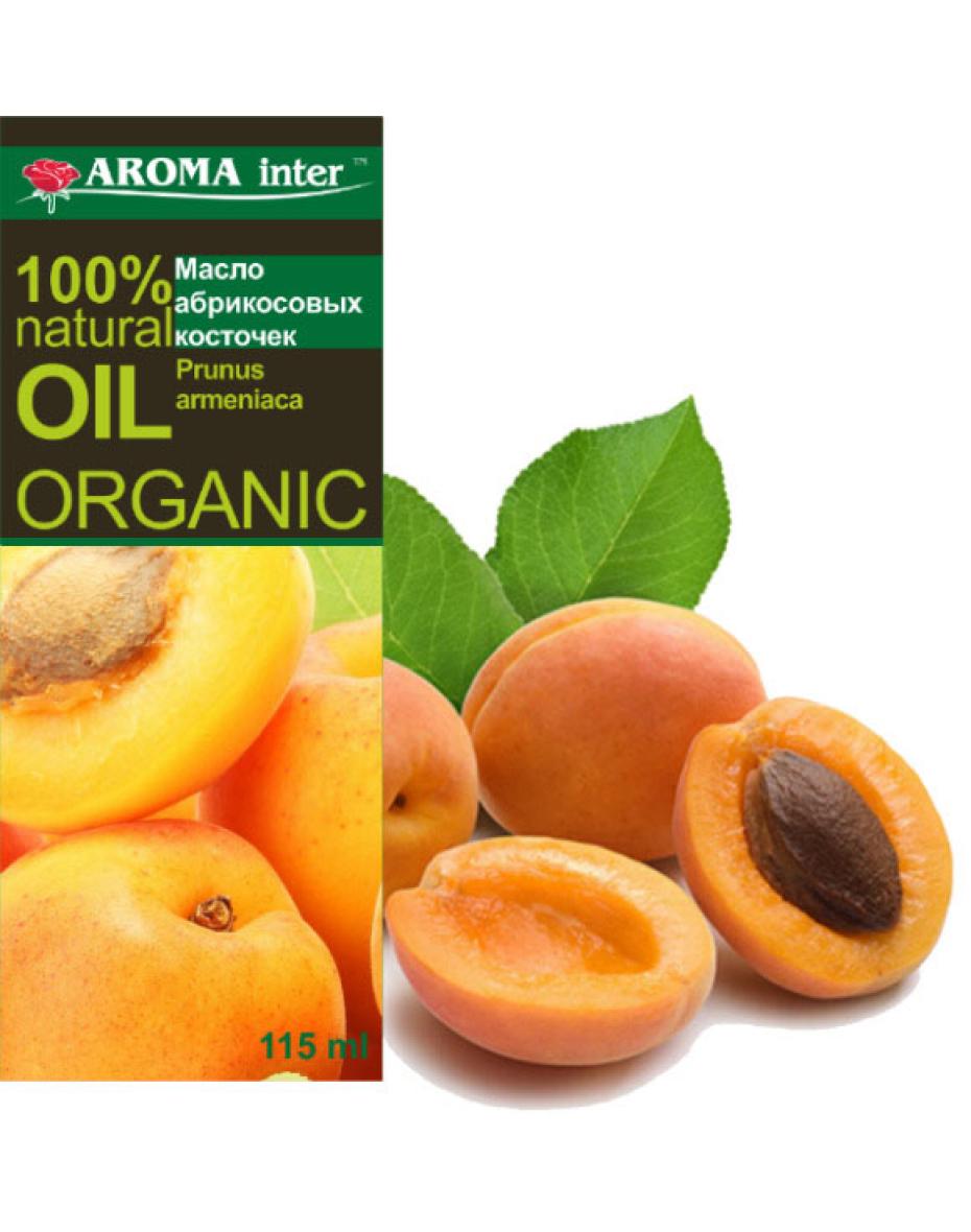 Олія абрикосових кісточок 50 мл Aroma Inter