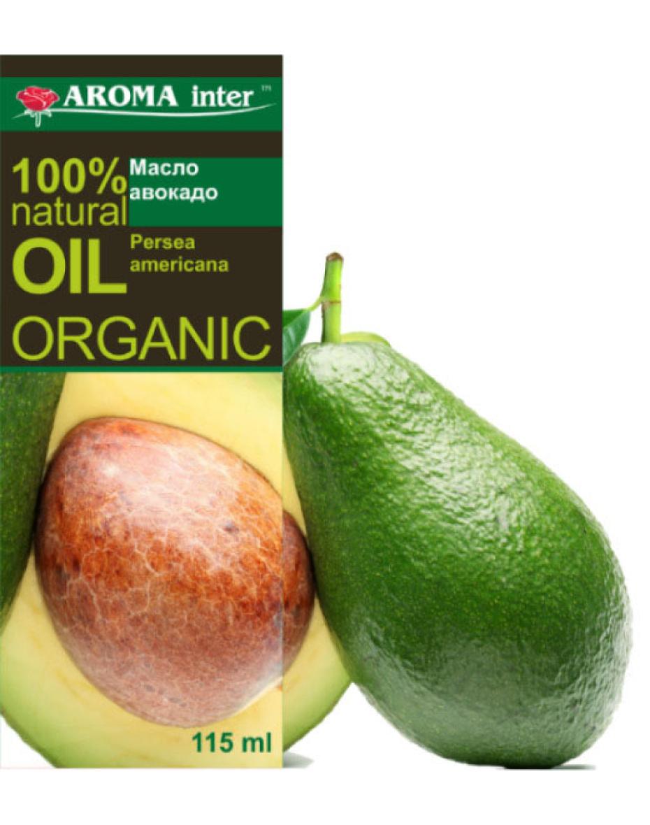 Олія авокадо 50 мл Aroma Inter