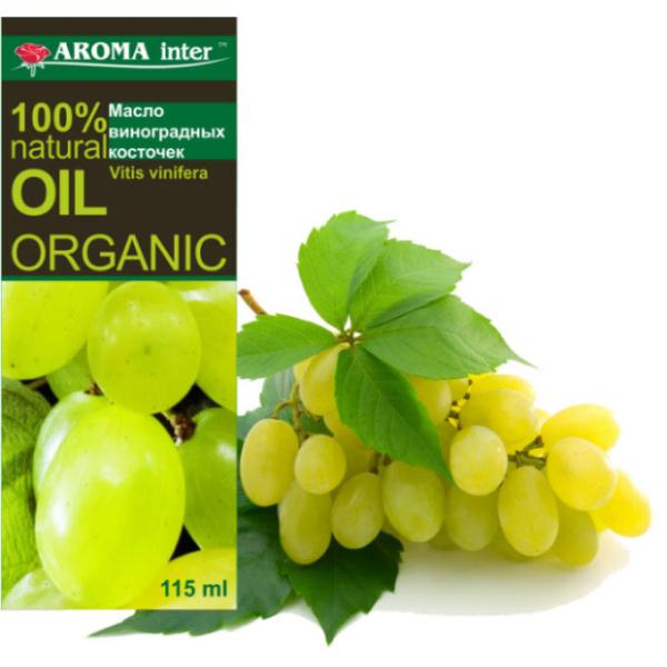 Олія виноградних кісточок 50 мл Aroma Inter