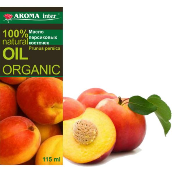 Олія персикових кісточок 50 мл Aroma Inter