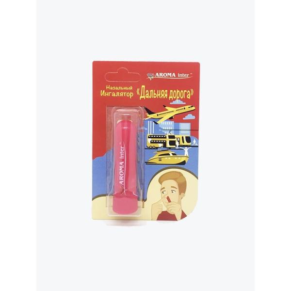 Інгалятор-олівець Далека дорога Aroma Inter