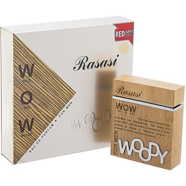 Woody  Rasasi - парфумована вода чоловіча