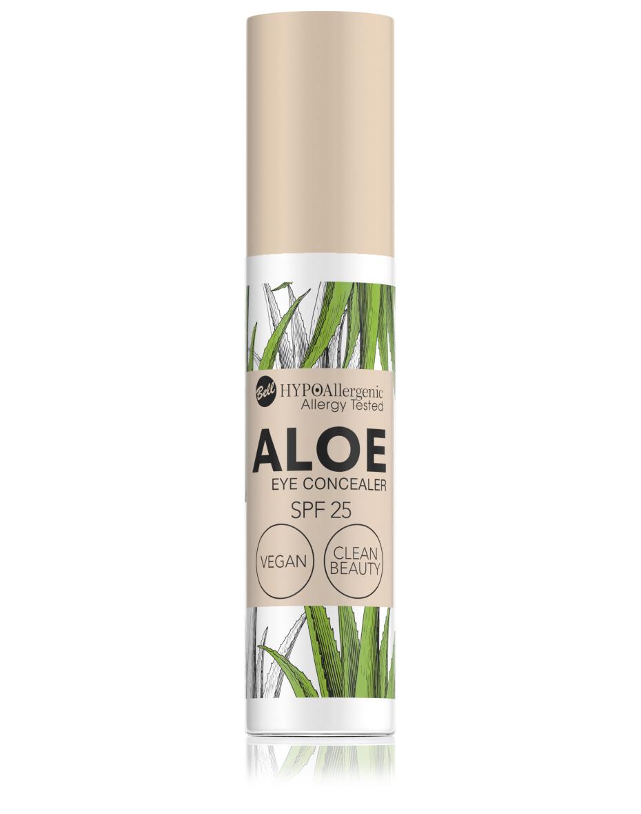 Консилер для очей Aloe Eye Concealer SPF25 02 Hypo Allergenic Bell