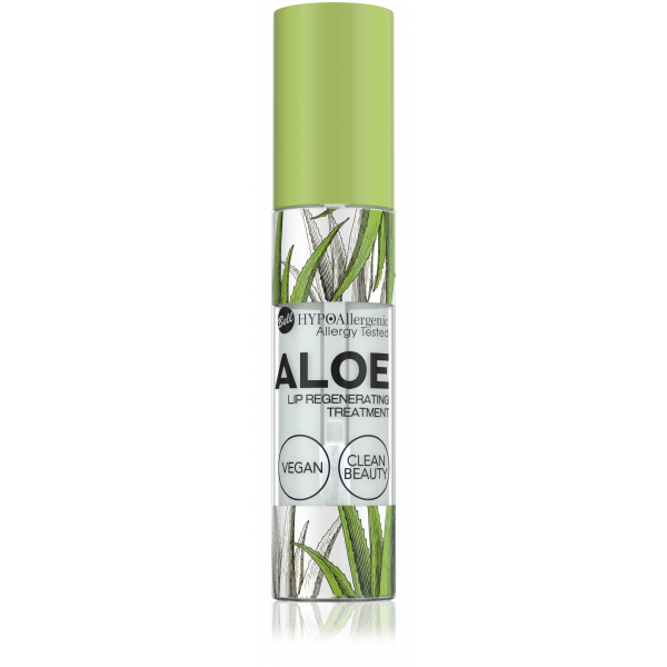 Сироватка для губ Aloe Lip Treatment 01 Hypo Allergenic Bell