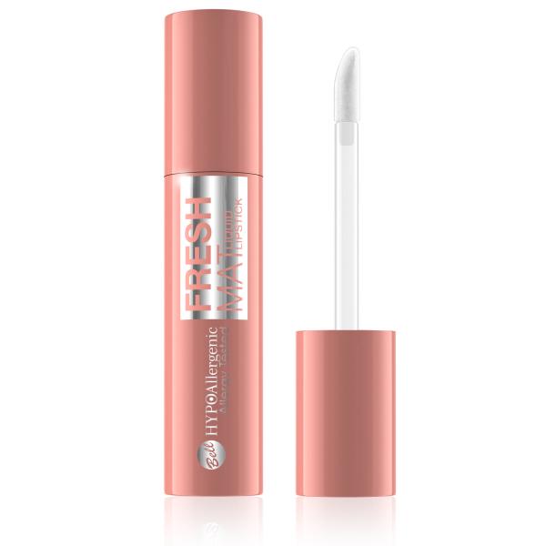 Помада для губ матовая жидкая Fresh Mat Liquid Lipstick №01 Hypo Allergenic Bell
