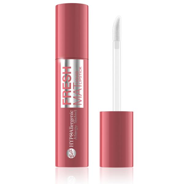Помада для губ матова рідка Fresh Mat Liquid Lipstick №04 Hypo Allergenic Bell