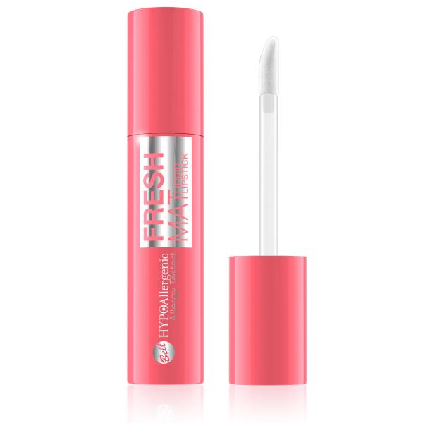 Помада для губ матова рідка Fresh Mat Liquid Lipstick №05 Hypo Allergenic Bell