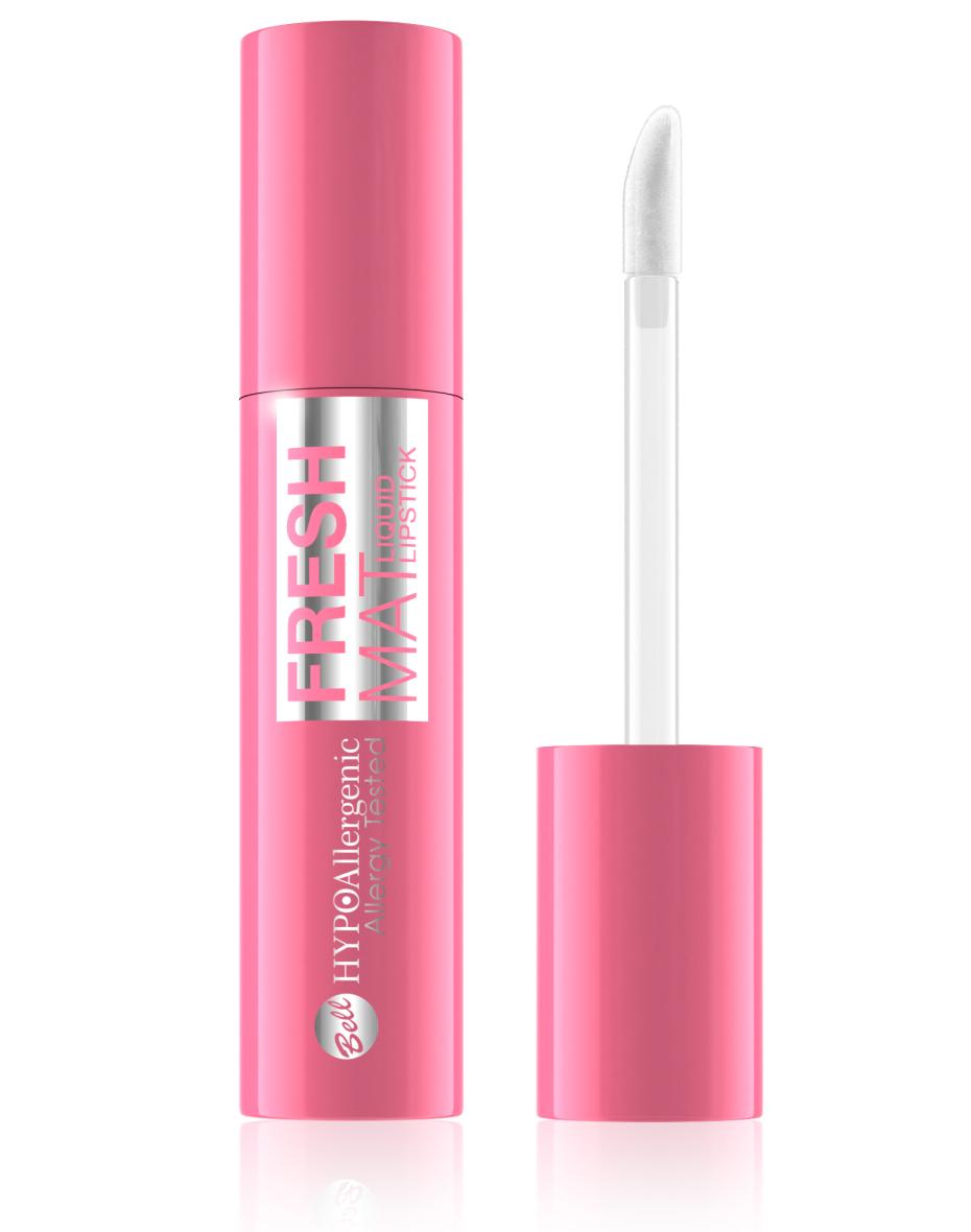 Помада для губ матова рідка Fresh Mat Liquid Lipstick №06 Hypo Allergenic Bell