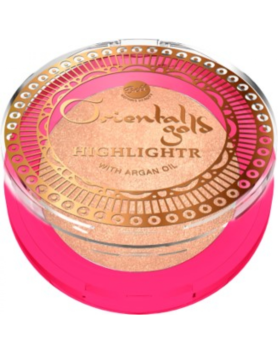 Хайлайтер для обличчяOriental Gold Highlighter 01 Bell