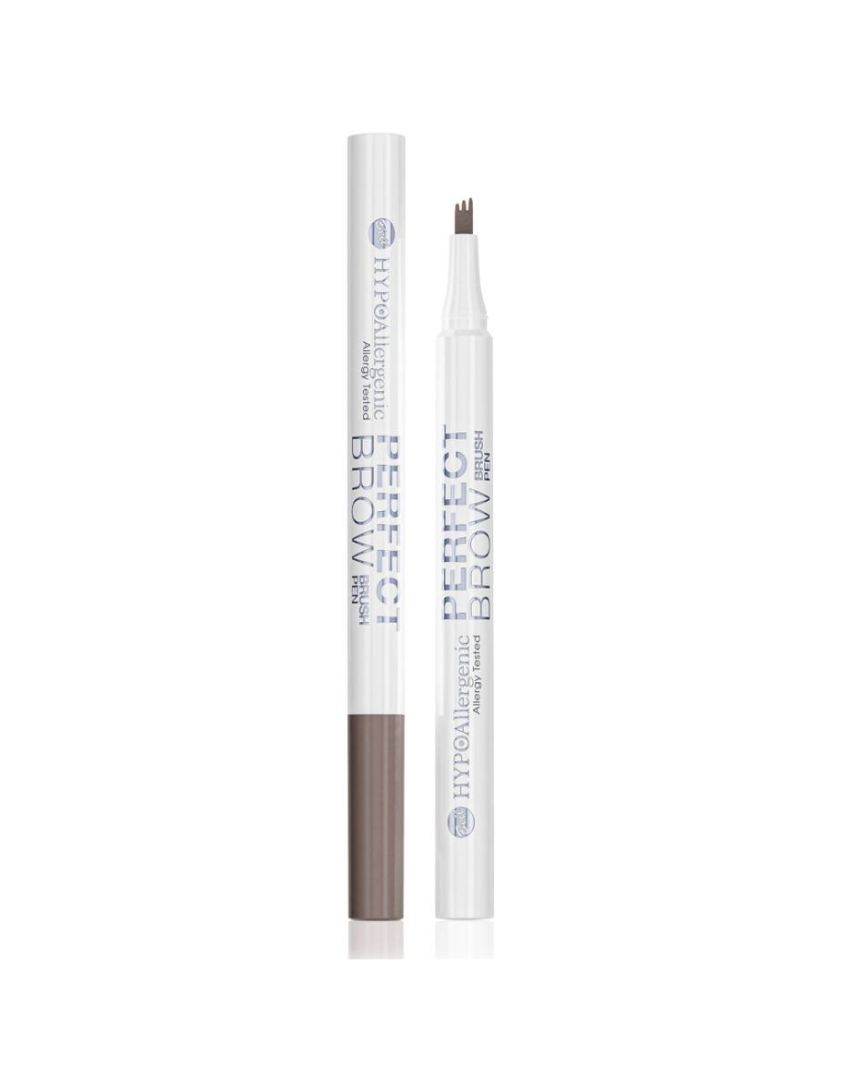 01 Фломастер для брів Perfect Brow Brush Pen HypoAllergenic Bell