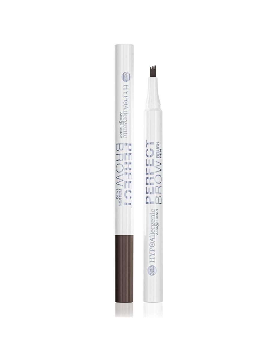 02 Фломастер для брів Perfect Brow Brush Pen HypoAllergenic Bell