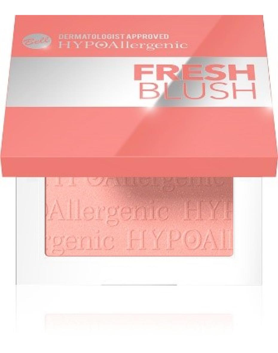 Рум'яна Fresh Blush Hypo Allergenic Bell №01