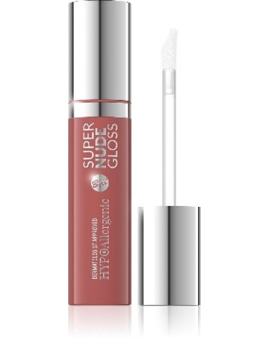 Блеск для губ HypoAllergenic Super Nude Gloss Bell №03