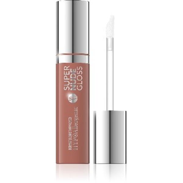 Блеск для губ HypoAllergenic Super Nude Gloss Bell №04