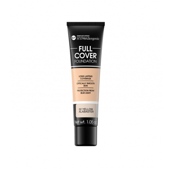 №2 Флюид Full Cover Foundation HYPO Allergenic Bell