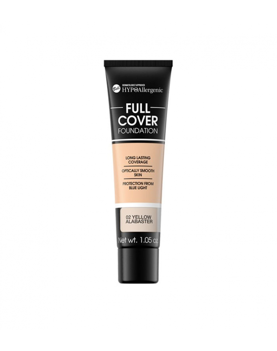 №2 Флюїд Full Cover Foundation  HYPO Allergenic Bell