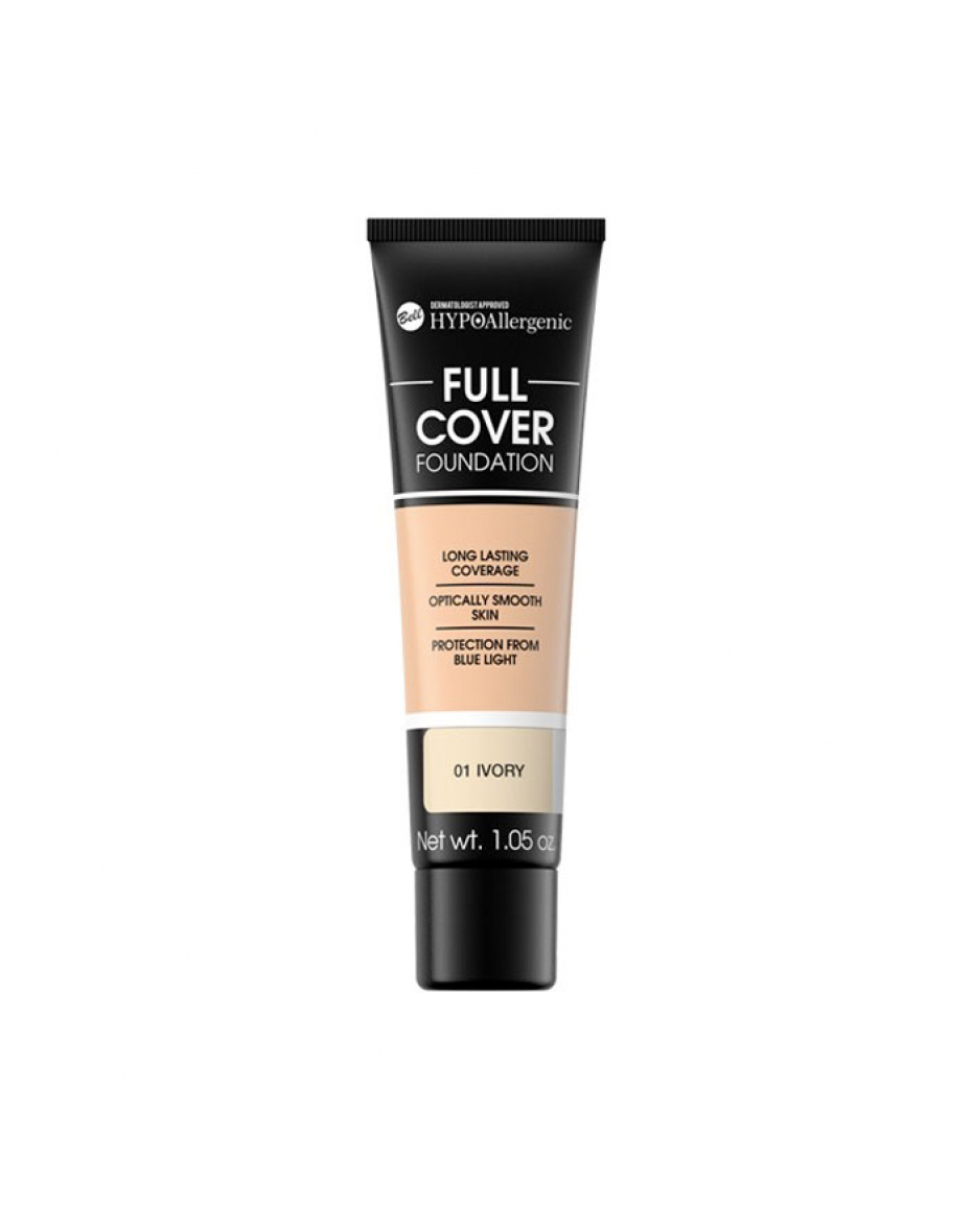 №1 Флюїд Full Cover Foundation  HYPO Allergenic Bell