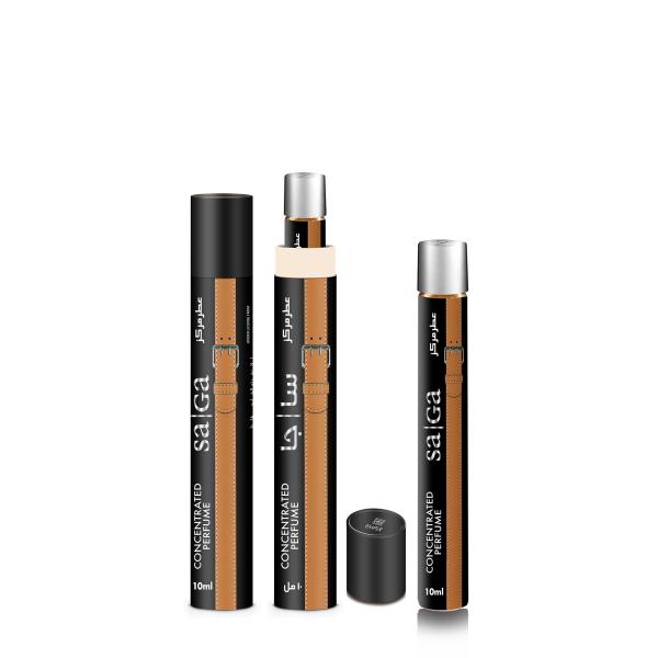 Saga Emper - парфюмерное масло мужское
