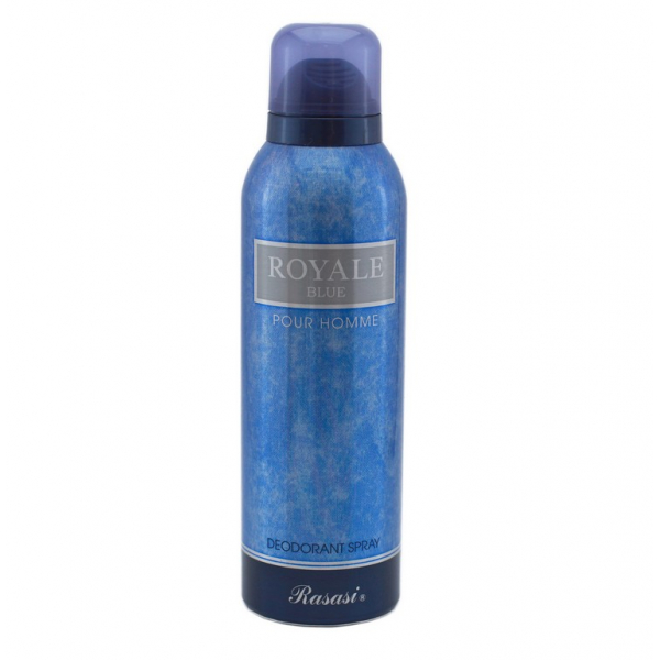 Royale Blue Rasasi - дезодорант мужской