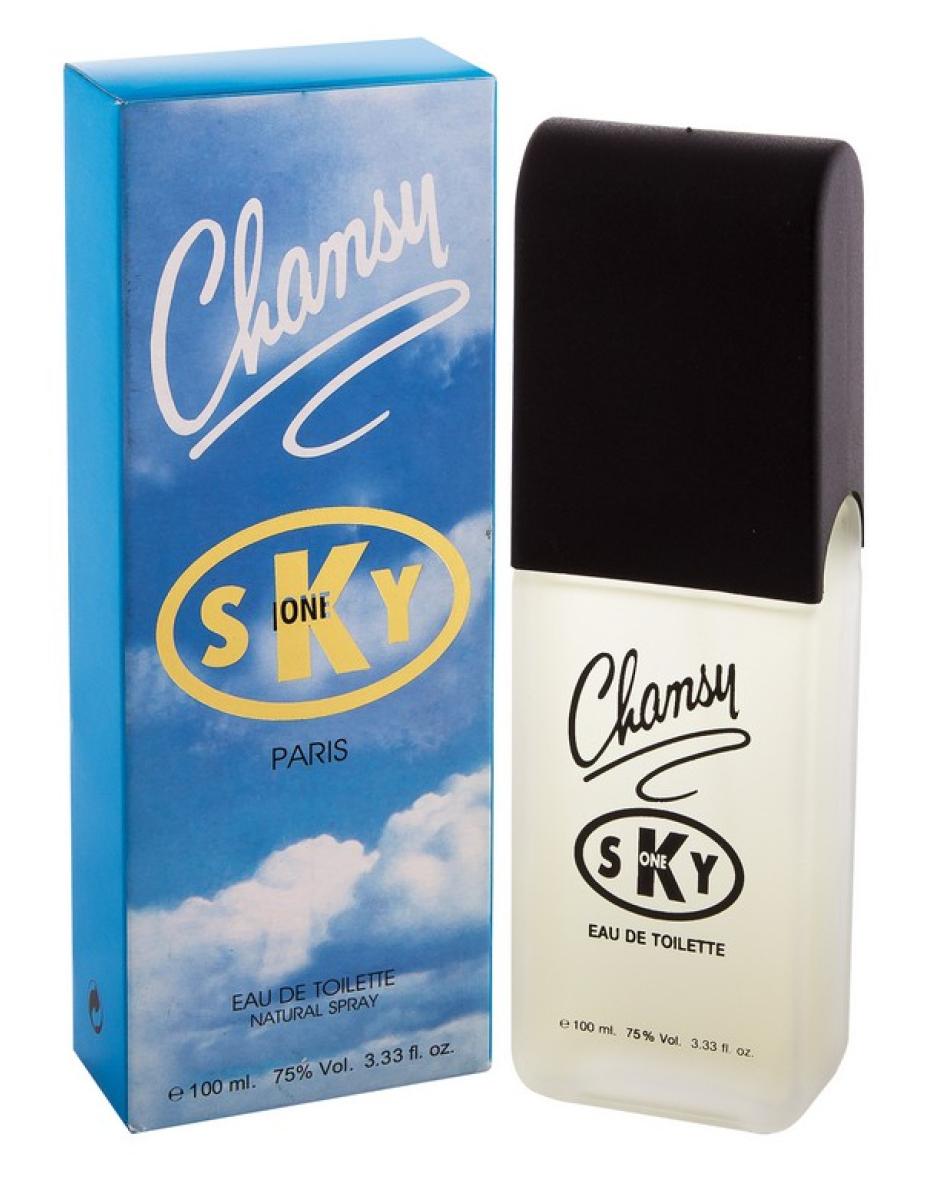 Chamsy SKY Saudi - туалетная вода мужская