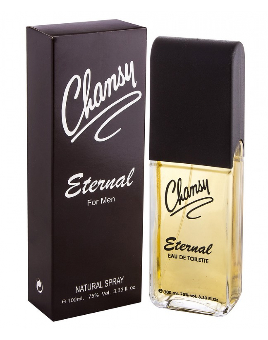 Chamsy Eternal 100мл т/в муж Saudi