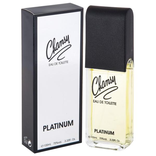 Chamsy Platinum Saudi - туалетная вода мужская
