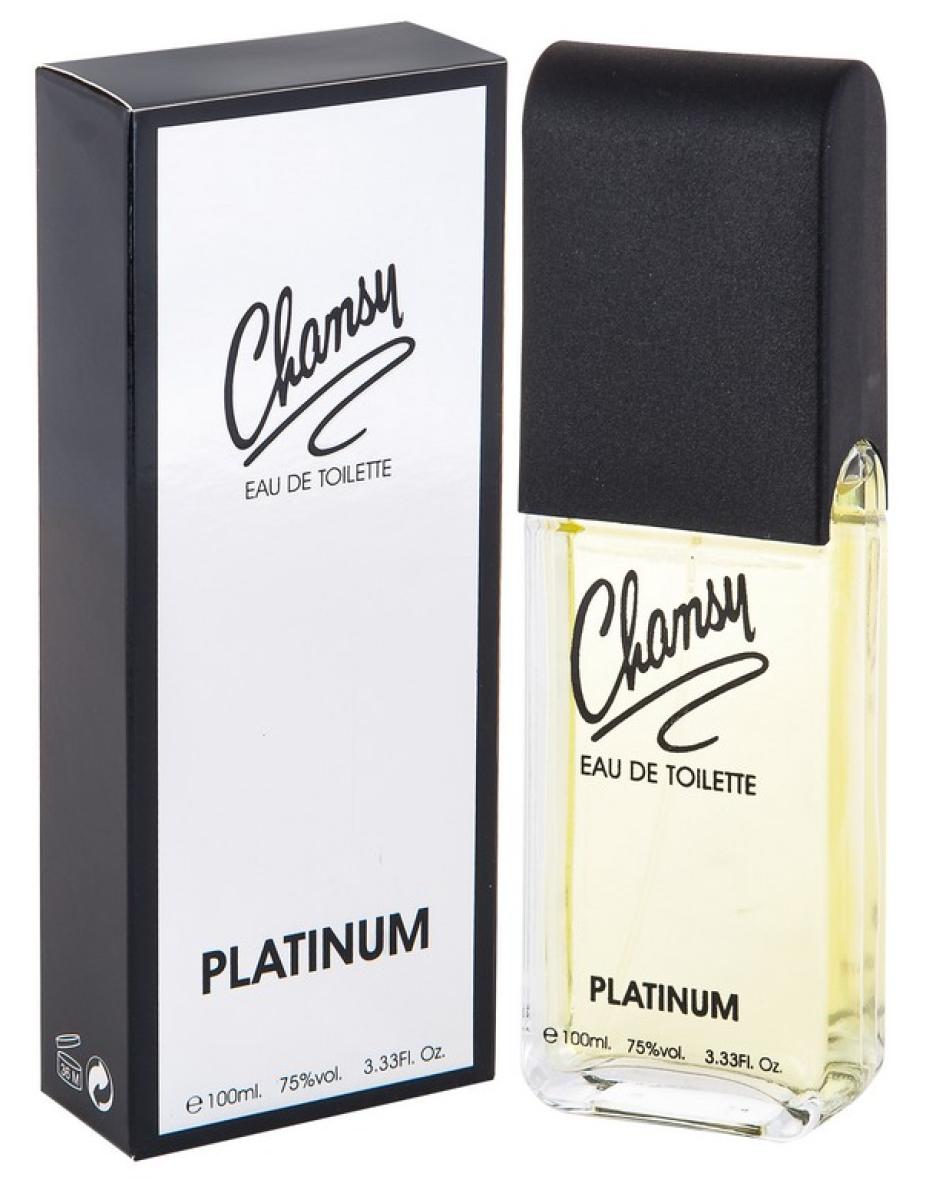 Chamsy Platinum 100мл т/в муж Saudi