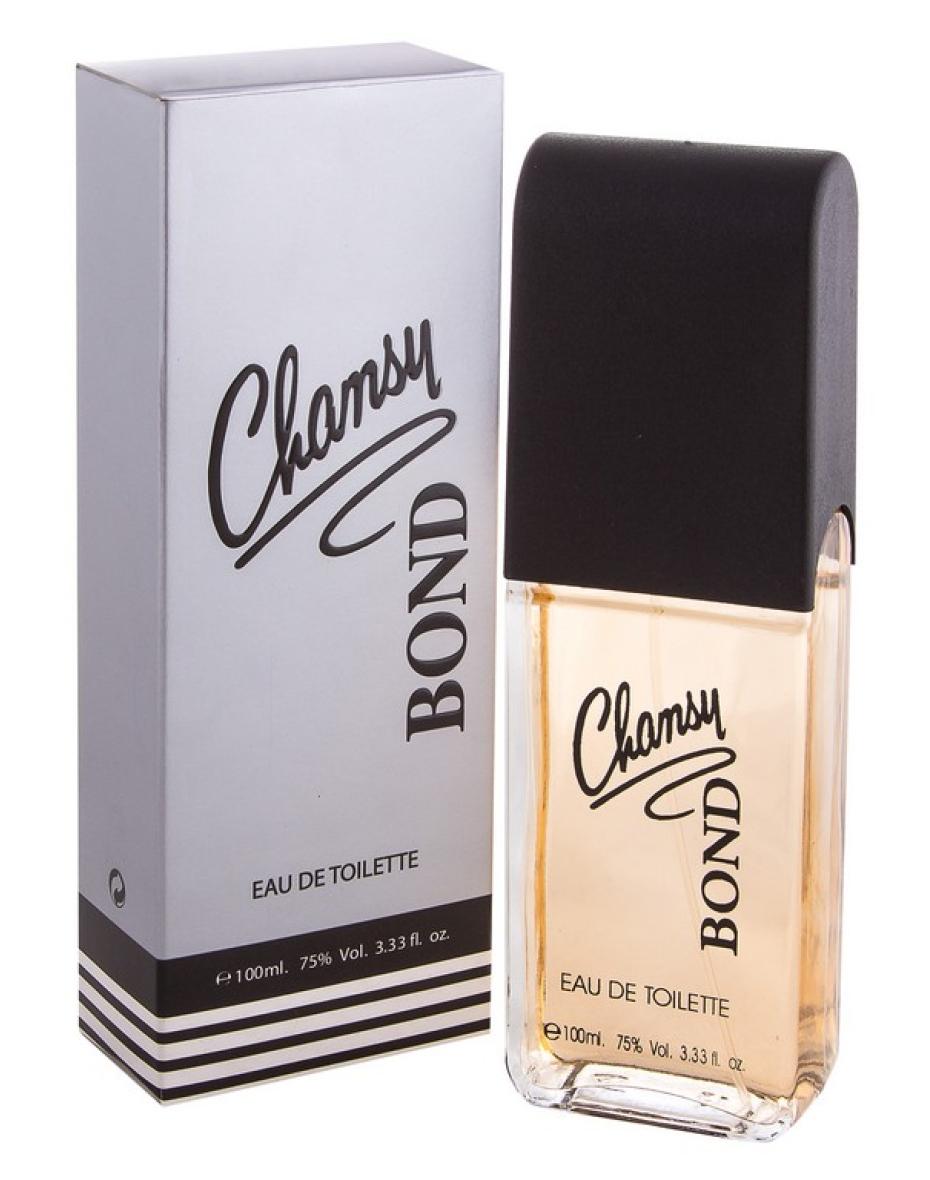 Chamsy Bond 100мл т/в муж Saudi