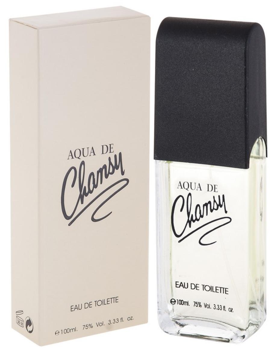 Chamsy Aqua 100мл т/в муж Saudi