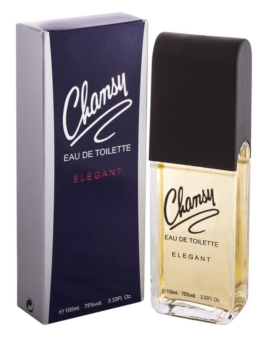Chamsy Elegant 100мл т/в муж Saudi
