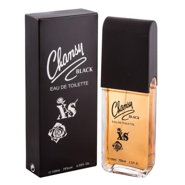 Chamsy XS Black Saudi - туалетная вода мужская