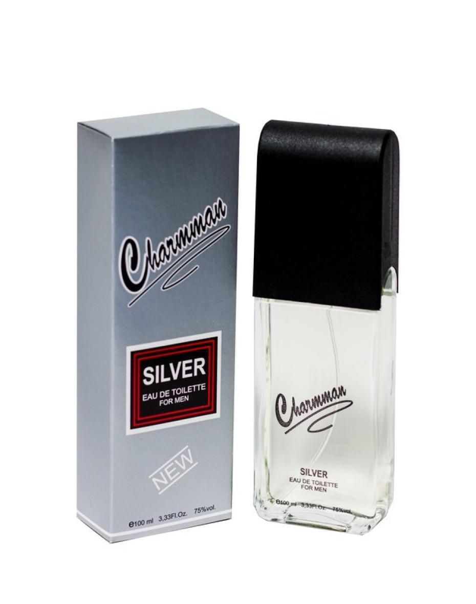 Charmman Silver 100мл т/в муж Galterra