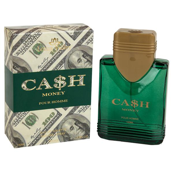 Cash Money Lotus Valley - туалетная вода мужская