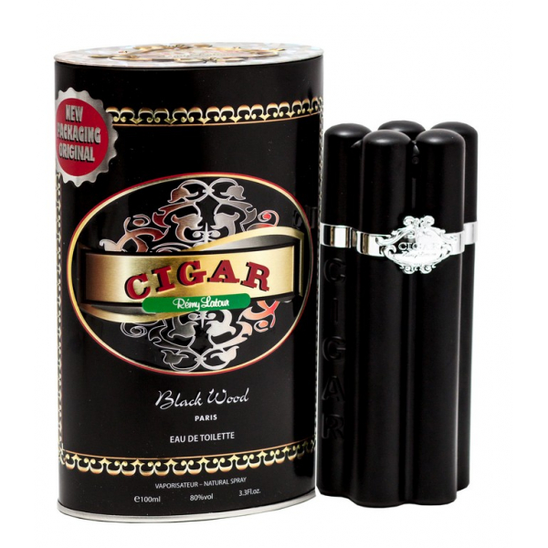 Cigar Black Wood 100мл т/в муж Parfums Parour