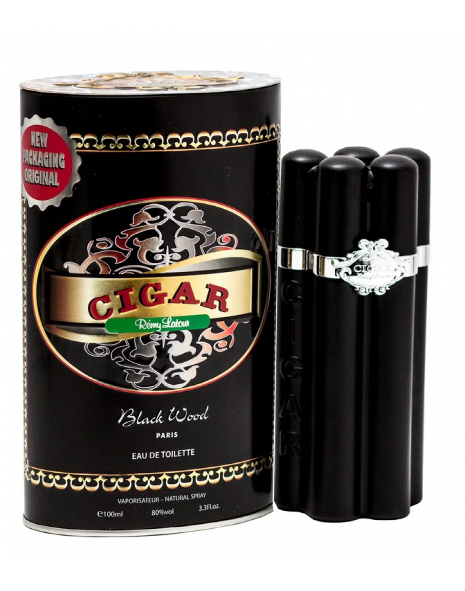 Cigar Black Wood Parfums Parour - туалетная вода мужская