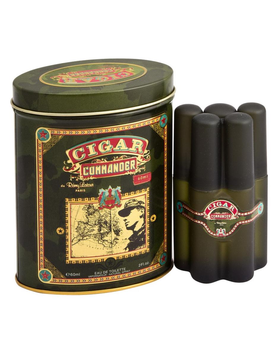 Cigar Commander Parfums Parour, 60мл -  туалетная вода мужская