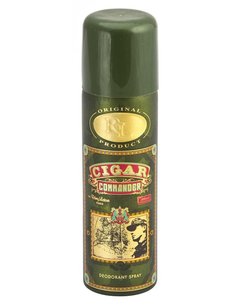 Cigar Commander Parfums Parour - дезодорант чоловічий
