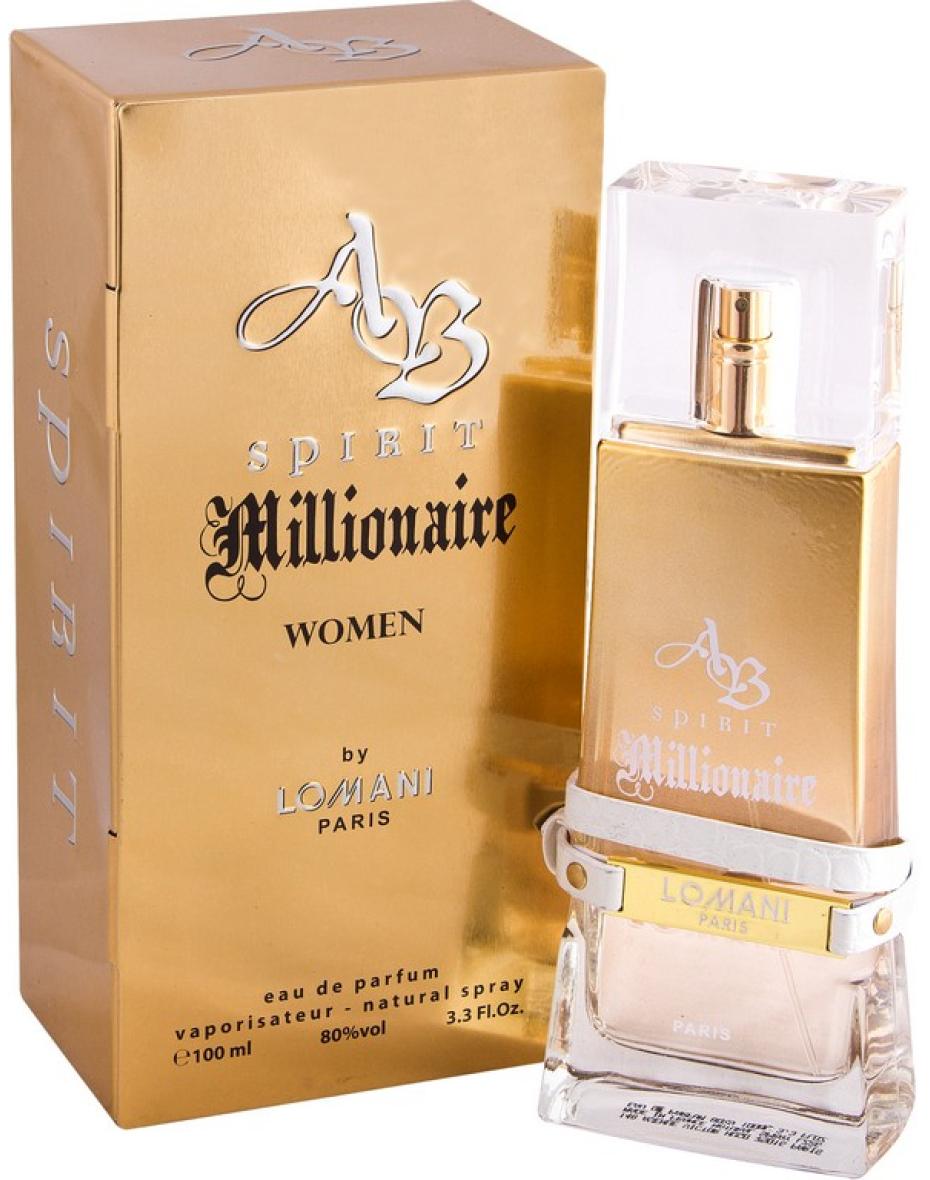 AB Spirit Millionaire 100мл п/в жен Parfums Parour