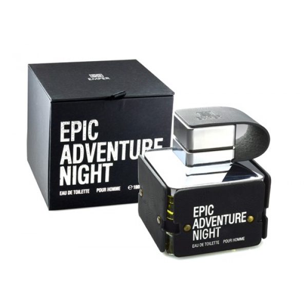 Epic Adventure Night 100мл т/в муж Emper