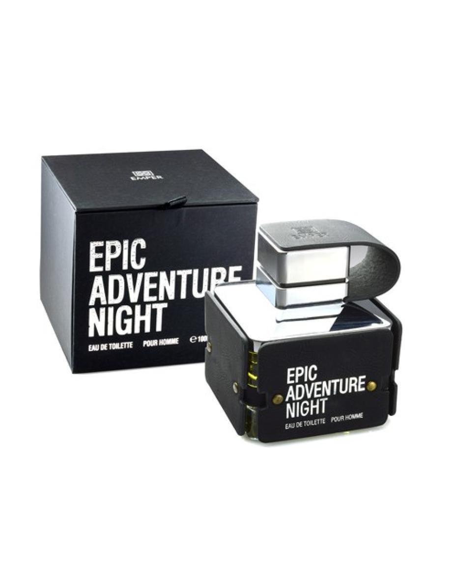 Epic Adventure Night Emper - туалетна вода чоловіча