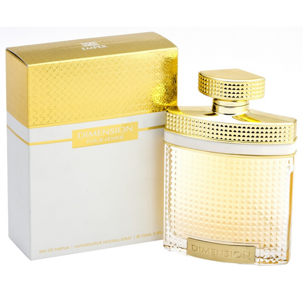 Dimension Gold Emper - парфюмированная вода женская