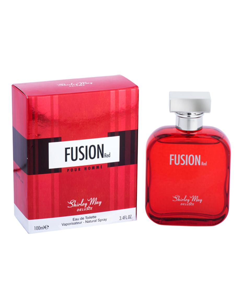 Fusion Red Shirley May - туалетная вода мужская