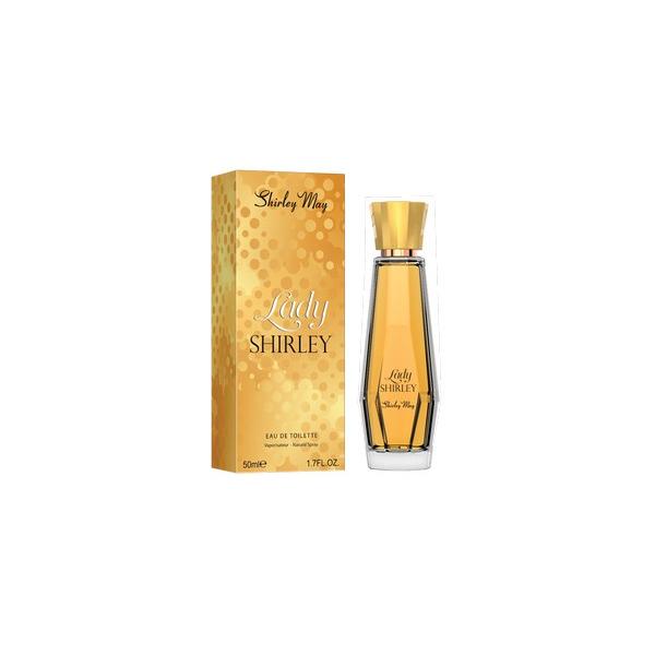 Lady Shirley 50мл т/в жен Shirley May