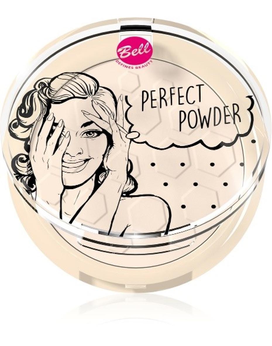 Пудра универсальная с ароматом манго Perfect Powder Bell