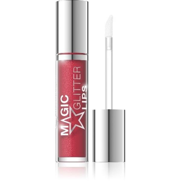 №03 Помада жидкая с глитером Magic Glitter Lips Hypo Allergenic Bell