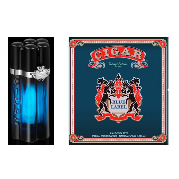 Cigar Blue Label Parour, 100мл т/в муж